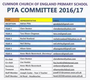 PTA list