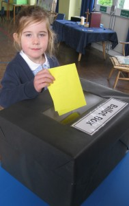 Voting in our elections